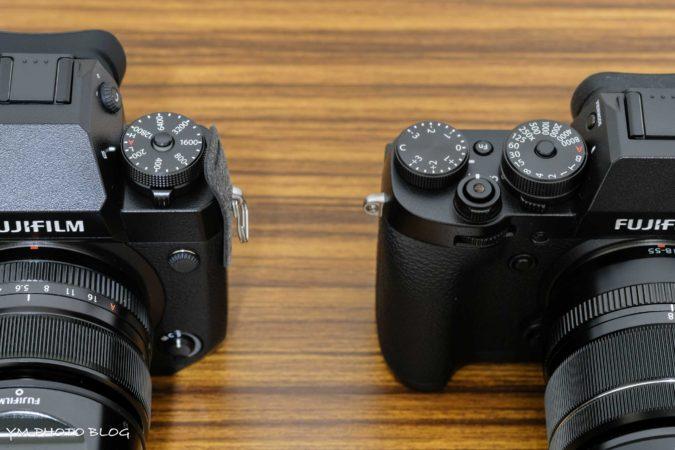 2台のカメラ