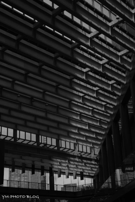 ホール屋根
