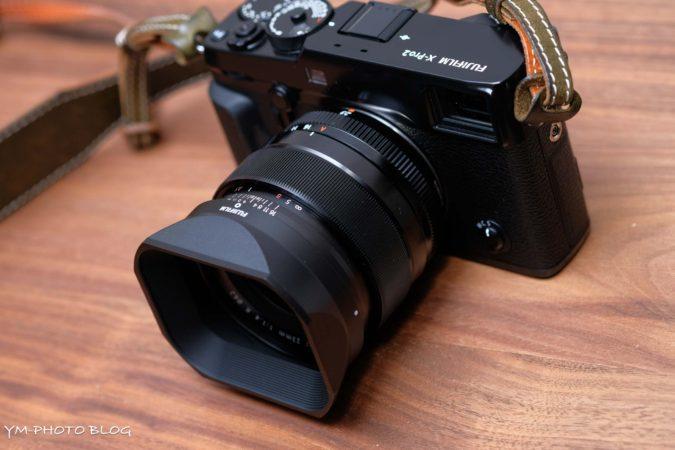 カメラとレンズ2