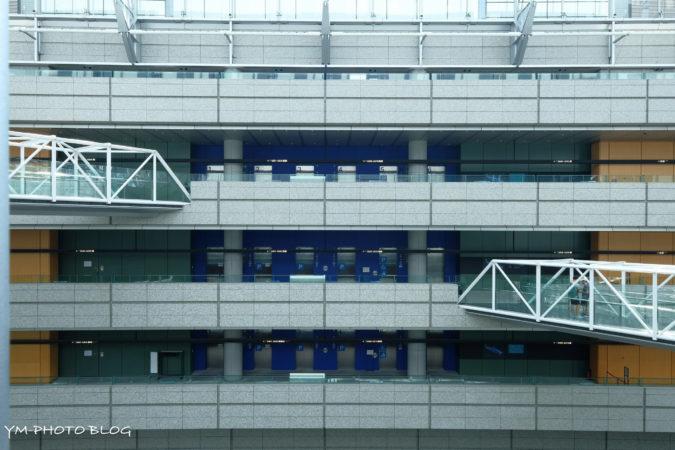 会議室側の壁
