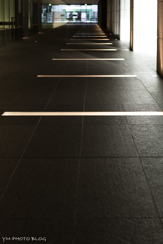 日生ビル廊下