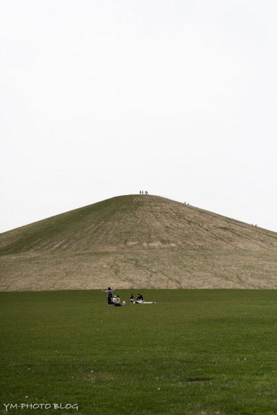 モエレ山2