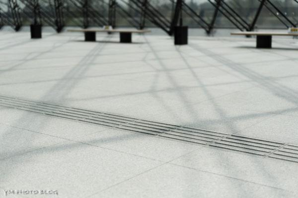 ピラミッド1階床