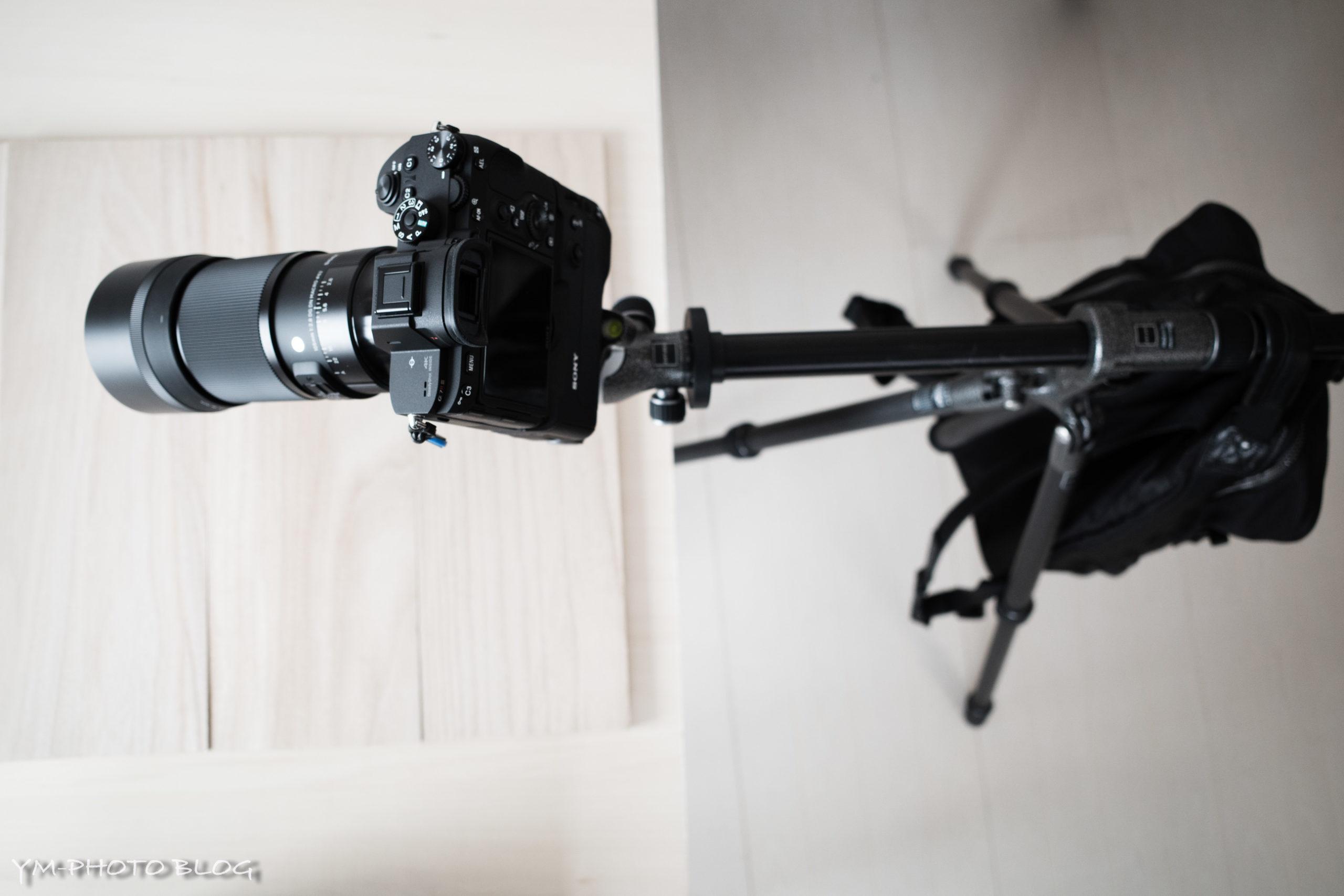 カメラ装着