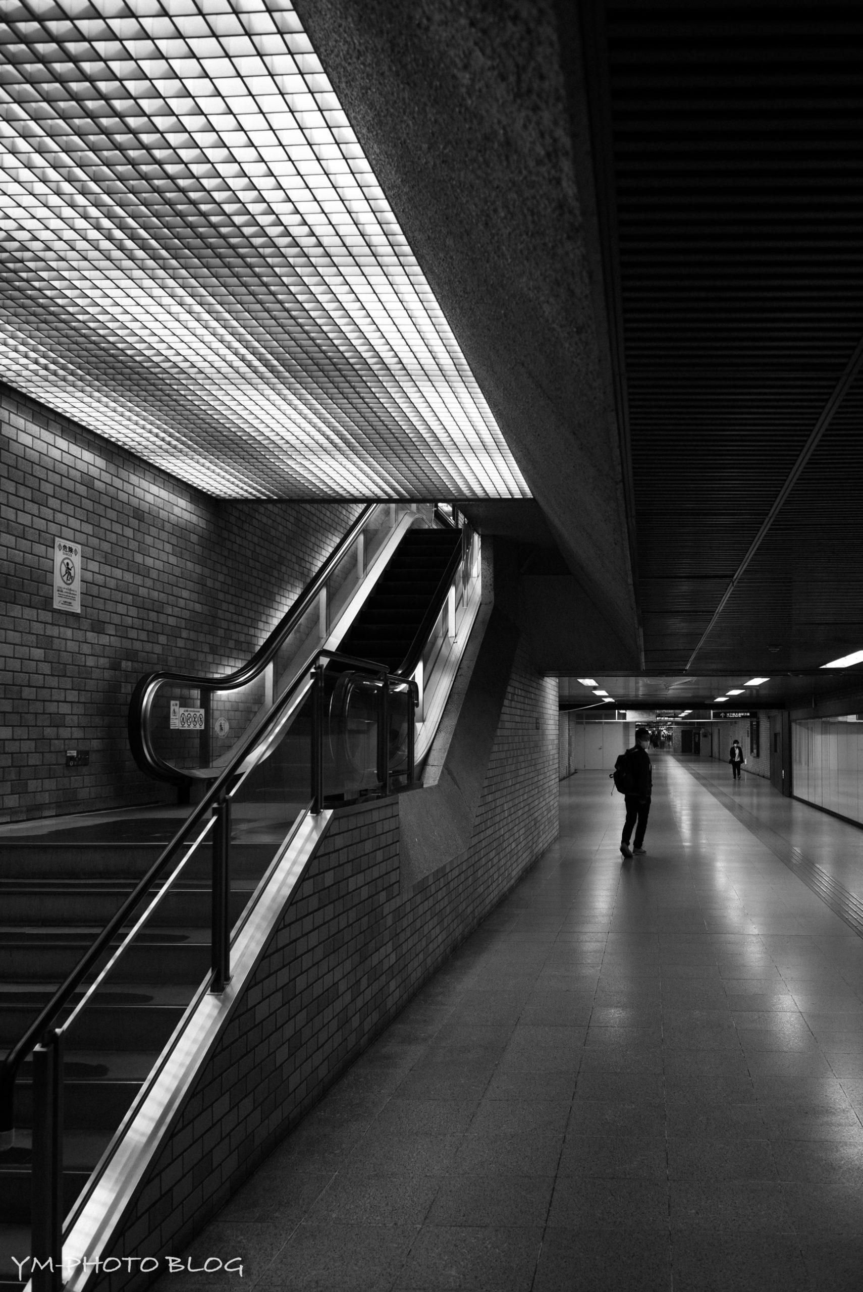 バスセンター地下